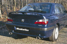 PEUGEOT 406 REAR SPOILER by MUSKETIER TUNING (last one)