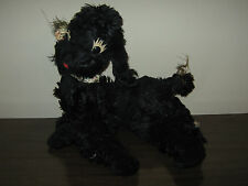 VINTAGE 1955 TOY Poodle Dogs Stuffed animal by Rushton Star Creations Atlanta