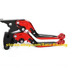 For Honda CBR250R 2011-2013 CNC Foldable Extendable Adjust Brake Clutch Levers