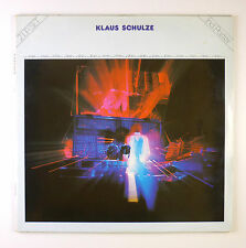 "2 x 12"" LP - Klaus Schulze - ...Live... - B3450 - washed & cleaned"
