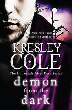 Demon From the Dark (Immortals After Dark 10) By Kresley Cole