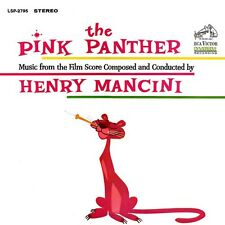 Henry Mancini - The Pink Panther 180g Vinyl LP (LSP-2795)