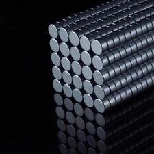 20x Neodym Scheiben Magnete D6x3 NdFeB N45 1400g stark rund