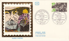 Enveloppe 1er Jour LILLE 20/02/1982 Baden Powell 75 ans scout scoutisme timbrée