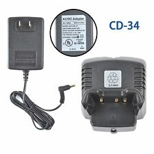 VAC-300 CD-34 power supply Charger for Vertex Standard FNB-V104L VX-231 Radio
