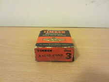 TIMKEN A6067 3 PRECISION TAPERED BEARING CONE