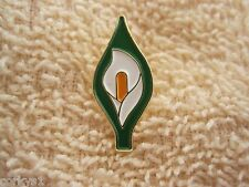 Easter Lily Support Irelands Patriots Badge Irish Freedom Tri/Color Ireland AOH