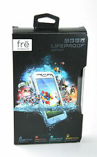 LifeProof FRE Waterproof Dust Proof Hard Case Cover for Samsung Galaxy S4 White