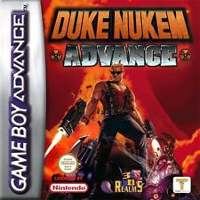 GameBoy Advance Spiel - Duke Nukem Advance (Modul)
