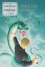 The Silver Chair (The Chronicles of Narnia, Book 6), C. S. Lewis, 0064405044, Bo