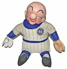 "【RARE】Large 26"" Vintage 60s Mr Magoo General Electric Promotion Stuffed Doll! GE"
