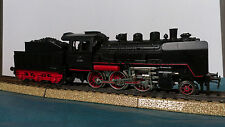 LOCOMOTIVA IN METALLO CON ROMORCHIO MARKLIN HO 3003 PERSONENZUG LOKOMOTIVE
