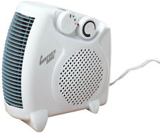Deluxe Two Way Heater and Fan, White