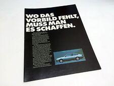 1979 Opel Monza Brochure (German)