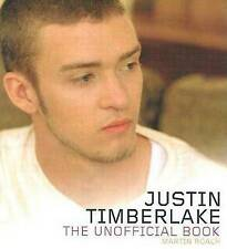 Justin Timberlake: The Unofficial Book,Roach, Martin,New Book mon0000016318