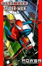 Ultimate Spider-Man Vol. 1 : Power and Responsibility by Bill Jemas (2007, Pape…