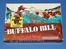 RARE VINTAGE ATLANTIC 1106 1975 BUFFALO BILL SUPERBE BOITE HO EROI DEL WEST
