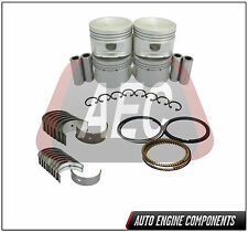Bearings & Piston Rings Set Fits Nissan NX Sentra 1.6 L GA16DE  #MPR012