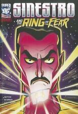 Sinestro and the Ring of Fear (Dc Super Heroes (Dc Super Villains))-ExLibrary