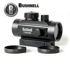 Bushnell 1x40RD Holographic Red+Green Dot Sight Rifle Scope Fit 11/20MM Rail NEW