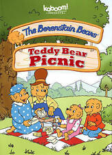 The Berenstain Bears - Teddy Bear Picnic,Very Good DVD, Camilla Scott, Michael C