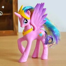 14cm Princess Cadance My Little Pony Doll Action Figure Toy Kid Gift Present F