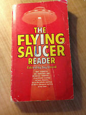 The Flying Saucer Reader by Jay David (1967, Paperback)  STORE#4508