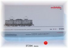 Märklin 37294 E-Lok BR 191 der DB gealtert mfx-PLUS-Decoder Sound #Neu in OVP#