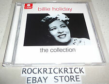 BILLIE HOLIDAY - THE COLLECTION -18 TRACK CD- (EXCELLENT CONDITION)