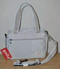 NWT golla DSLR & TABLET Shoulder Camera Photo Bag Light  Gray