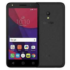 "Brand New Alcatel Pixi 4 4""Display Smartphone Black Sim Free Bargain Price CHEAP"