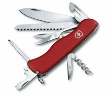 VICTORINOX OUTRIDER 0.9023 SWISS KNIVES 14 FUNCTION 111MM RED NEW