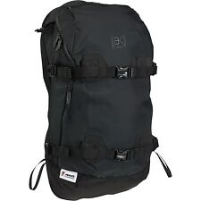 Burton AK ABS Vario Backpack Cover Back Book Bag 17L True Black Bonded Ripstop