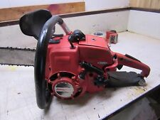 """VINTAGE COLLECTIBLE JONSERED 49SP CHAINSAW WITH 20"""" BAR"""