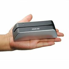 MSR X6 Smallest Magnetic Stripe Card Writer Encoder Reader Credit Magstripe Mini