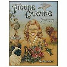 Figure Carving Finesse Book Al Stohlman Tandy Leather 61951-00