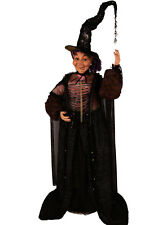 "Mark Roberts Night Of The Town Witch 48"" Tall 51-52804 Halloween Witch"