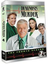 Diagnosis Murder: The Fourth Season [7 Discs] (2014, REGION 1 DVD New)