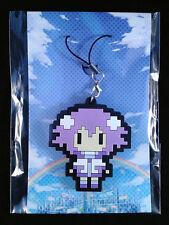 Hyperdimension Neptunia Re;Birth 1 Rubber Strap Key Chain Neptune Limited New