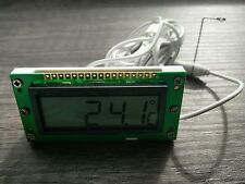 Digital LCD Thermometer Temperature Humidity Hygrometer Meter Gauge