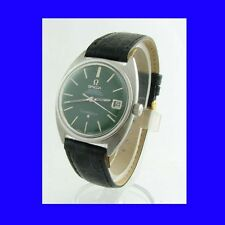 Retro Steel Omega Constellation Gents Date Watch 1968