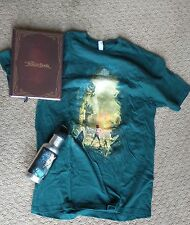 THE JUNGLE BOOK OFFICIAL PROMO T-SHIRT JOURNAL STAINLESS H2GO BOLT WATER BOTTLE
