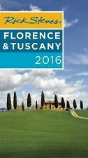 Rick Steves Florence & Tuscany 2016-ExLibrary