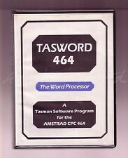 Tasword 464 Word Processor (Tasman 1984) Amstrad CPC - Large Clamshell Edition *