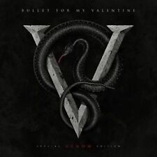 BULLET FOR MY VALENTINE VENOM DELUXE EDITION 4 EXTRA TRACKS CD NEW