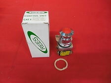REES 40053-000 *NEW IN BOX* EMERGENCY STOP BUTTON (2A3)