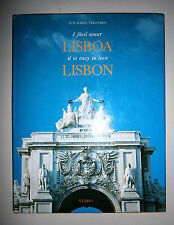 Trigueiros # É FACIL AMAR LISBOA - IT IS EASY TO LOVE LISBON # Verbo 1989