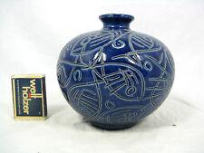 Rare 60´s Adele Bolz design Keramik pottery vase DRP 200