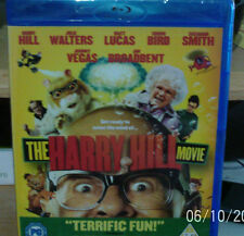THE HARRY HILL MOVIE (Blu Ray) NEW/SEALED