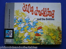 Early Smurfs ' Dilly Duckling and the Goblins '    Rylee 1973